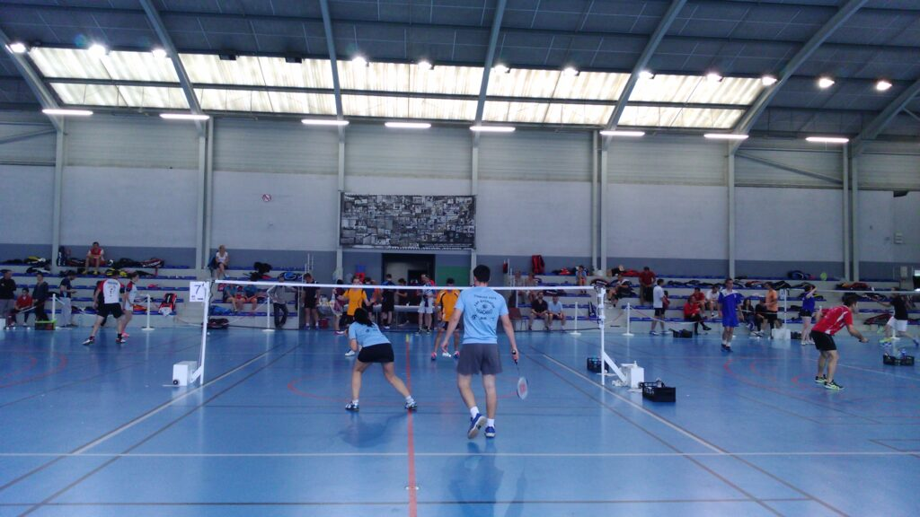 Badminton à l'Isle Jourdain